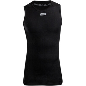 Biehler Seamless Pro Sleeveless Baselayer Men black